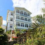 Villa Fernsicht - Ostseite