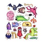 Monster Compilation