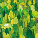 """Nachsatz-Illustration aus """"Das Licht des Einhorns"""", erschienen beim Jumbo Verlag (siehe Kinderbücher), im Buchhandel erhältlich"""