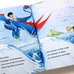 """Illustration aus """"Das geheimnisvolle Drachenei"""" (siehe Kinderbücher), im Buchhandel erhältlich"""