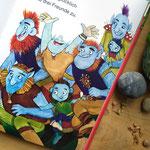 """Illustration aus """"Ava und das Geheimnis des Zauberwalds"""" (siehe Kinderbücher), im Buchhandel erhältlich"""
