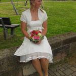 Meine wunderschöne Braut Verena