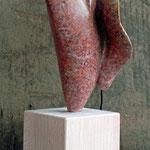 """""""Aufbruch"""" 2012  Pyrophyllit"""