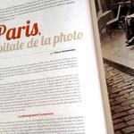 Profession Photographe N°9 -Paris capitale de la photo par Pascal Quittemelle