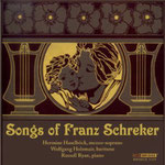 Schreker Songs, Hermine Haselböck, Wolfgang Holzmair, Russell Ryan, Bridge Records