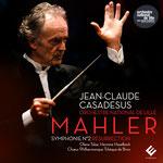 Gustav Mahler: Symphonie Nr. 2 - Orchestre  National de Lille, Jean-Claude Casadesus, Olena Tokar (Sopran), Hermine Haselböck (Mezzosopran), Philharmonischer Chor Brünn (Petr Fiala),20.+21.11.2015 ℗ONL/Radio France ©Evidence Classics/Little Tribeca