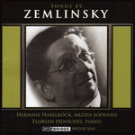 A. Zemlinsky: Songs by Zemlinsky (Debüt Solo CD), Florian Henschel (Klavier) Bridge Records 2. Auflage