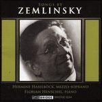A. Zemlinsky: Songs by Zemlinsky (Debüt Solo CD), Florian Henschel (Klavier) Bridge Records 2. Auflage
