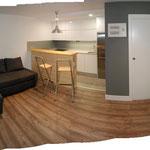 espacio salon-cocina-comedor
