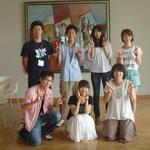 名城大学ボランティア協議会の皆さんです。