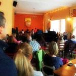 Musikschule Schüler - Konzert im Kaffee Grande - 59494 Soest.