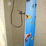 Lub bez kabiny prysznicowej.