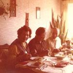 """Und auch zu Besuch bei Oma und Opa war es immer """"hübsch & lecker"""""""