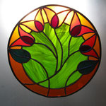 "Trophée du concours ""Mairies fleuries 2013"" : harmonie orange"