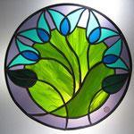 """Trophée du concours """"Mairies fleuries 2013"""" : harmonie bleue"""