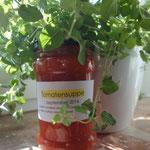 In Gläser füllen und genießen. Schnelle Tomatensuppe von Frau Käferin