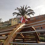 Urlaub in Nizza, von oben hat man den besseren Ausblick