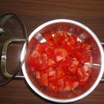 Kochen und würzen. Schnelle Tomatensuppe von Frau Käferin