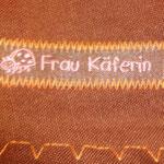 Raffirock nach dem Freebook von Frau Ollewetter, genäht von Frau Käferin