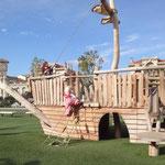 Urlaub in Nizza, Piraten Ahoi