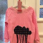 Autum Rockers Pullover mit Regenwolke
