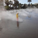 Urlaub in Nizza, Nebelbänke