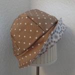 Sommerhut mit Schnittmuster und Nähanleitung für Erwachsene
