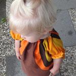 60er Jahre Gardinenkleid ganz schnell selber genäht von Frau Käferin näht