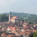 Blick auf Ettenheim