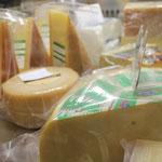 Käse direkt von der Käserei