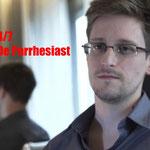 Wouter Mensink-4.Edward Snowden