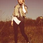 Model: Leonie Lohmann / Foto: Thomas Zeising