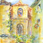 Sarlat, Chapelle St-Benoît XVIIe (vendu)  vente reproduction réf SAR005)