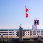 Dubbel rood Jachthaven Vlieland