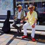 'hermanos guitarras'