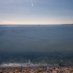 Baai voor Havenweg Vlieland