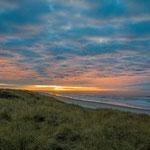 Oktober Sunset Vlieland I