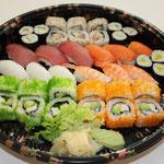 お寿司三人前 30,99 €~