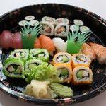 お寿司二人前 20,99 €~