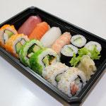 お寿司一人前 10,99 €~