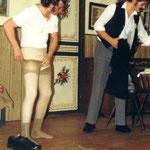 Theaterspiel 1983 - Vinzenz in Nöten
