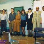 Theaterspiel 1994 - Kurzschlüsse_Gruppe