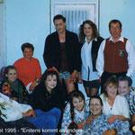 Theaterspiel 1995 - Erstens kommt es anders_Gruppe