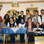 Theater 1998 - Das Loch in der Wand_Gruppenbild