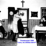 Theater 1990 - Lenz, wo bleibst denn