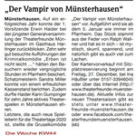 TF 2020 - Der Vampir von Münsterhausen KW44 Die Woche
