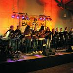 """Die Band """"Apple Cities"""" aus Wehrheim/Taunus beim 6. Griesheimer Bandfestival"""