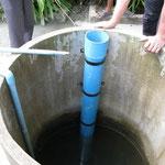 Pumpenführungsrohr