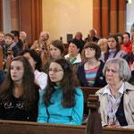 Morgengebet in der Pfarrkirche Mariä Himmelfahrt