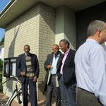Auch eritreische Gemeindemitglieder haben an dem Festgottesdienst teilgenommen.